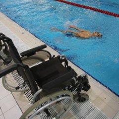 Соревнования российских паралимпийцев пройдут в Подмосковье 7-8 сентября