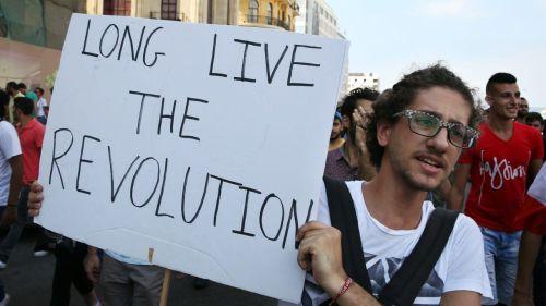 Протесты в Ливане в 2015 году