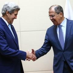 Переговоры Лаврова и Керри пройдут в Женеве 26 августа