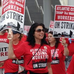Number Of Workers Striking Hits Record Low