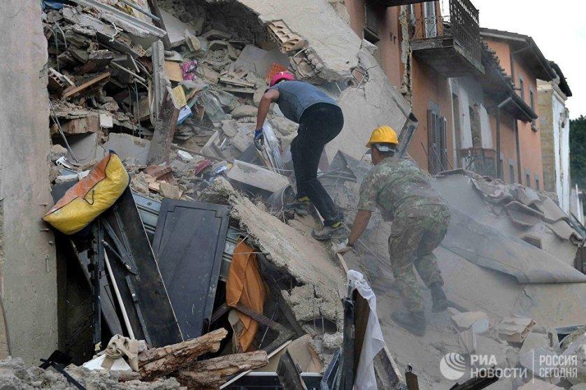Специалисты убеждены, что в ходе поисково-спасательной операции количество погибших существенно увеличится.