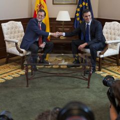 Spain stalemate continues as Socialist leader snubs Rajoy