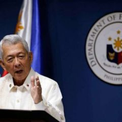 Philippines urges China to recognise South China Sea ruling