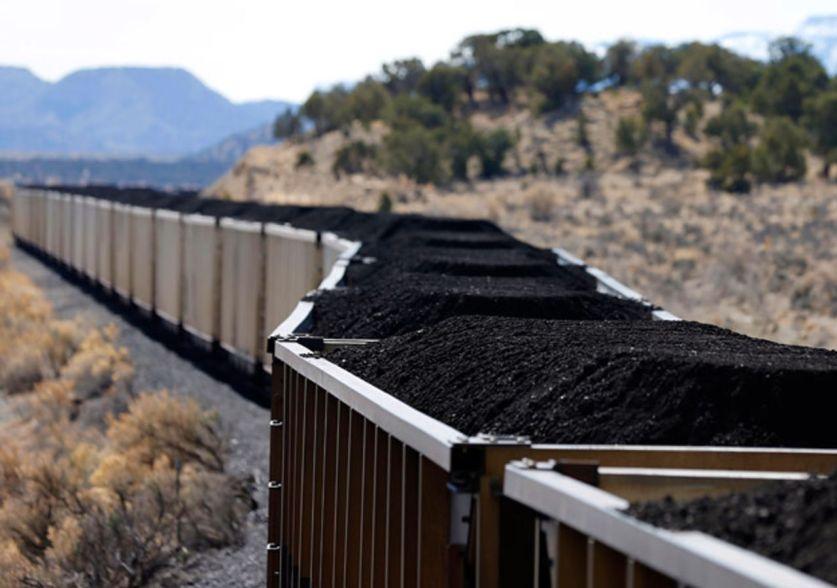 Украина импортирует 80% угля из России