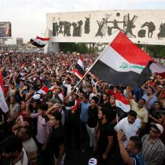 Thousands rally for reforms, against corruption in Iraq