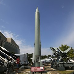 Group of South Korean lawmakers call for creation of national nuclear arsenal