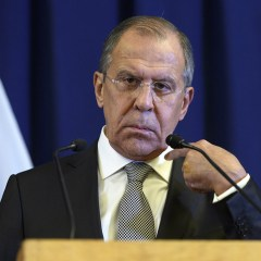 Lavrov: Attemtps to present Syrian opposition as one group violation of UN SC resolution