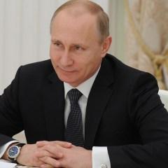 Putin congratulates Armenia on 25th anniversary of independence