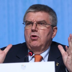 IOC president does not understand why Russian athletes were sanctioned at 2016 Olympics
