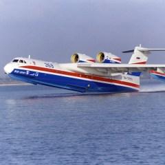 Российские Бе-200 спасли от пожаров 24 населенных пункта в Португалии