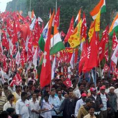 Millions Strike in India over Wages, Economic Reforms