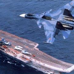 ЦАХАЛ встревожен появлением российских авианосцев и зениток