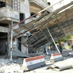 Syria bomb blasts 'kill 48'