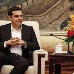 Ципрас призывает укрепить границы Греции для борьбы с миграционным кризисом
