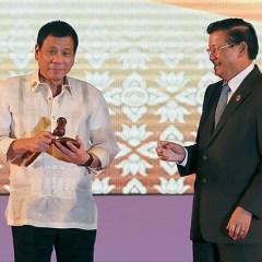 Duterte says did not insult Obama, calls UN chief 'fool'