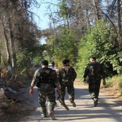 Syrian army establishes control over more areas in Aleppo