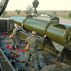Iskander missile brigade on alert for drill in western Russia