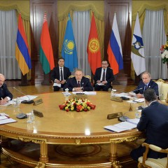 Russian diplomat points out EU refusal to establish contacts with Eurasian Economic Union