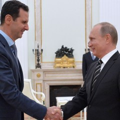 Assad thanks Putin for assistance in fighting terrorism