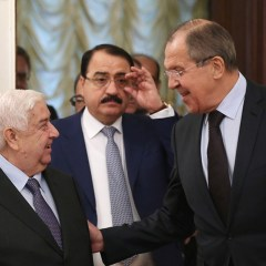 Results of trilateral talks of Russian, Syrian and Iranian top diplomats