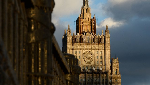 МИД РФ предостерег Вашингтон от безответственных акций в Сирии