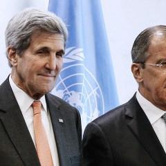 Лавров сообщил, что по просьбе США будет еще один разговор с Керри по телефону