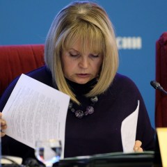 Памфилова обратится к руководству РФ в связи с нарушениями на выборах в Дагестане