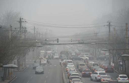 Chinese officials 'interfered' with air pollution data