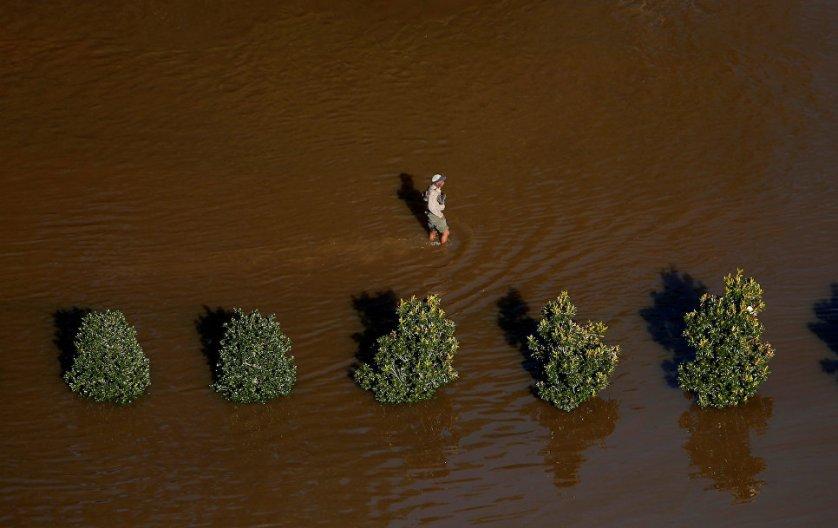 При этом, по ее словам, разрушение инфраструктуры и, в частности, канализации спровоцировало рост случаев диареи и холеры. В этой связи она сообщила, что миссия ООН предоставляет системы очистки воды и назвала приоритетом работы восстановление инфраструктуры и систем канализации.