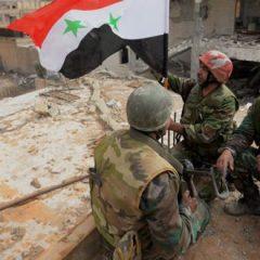 Syrian army establishes control over strategic hill