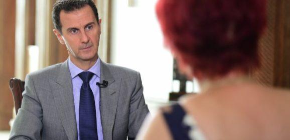 Assad: It's more than a cold war