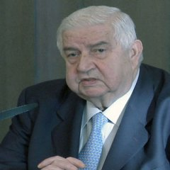 Al-Moallem receives credentials of Ali al-Zaatari as UN Resident Coordinator in Syria
