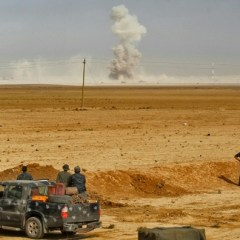 Iraq forces advance on IS stronghold of Mosul