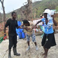 After the hurricane, cholera hits Haiti's suffering survivors
