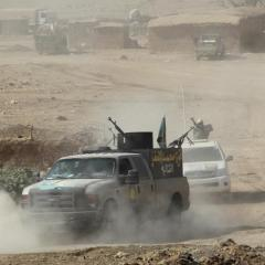 Iraqi forces resume offensive towards eastern Mosul