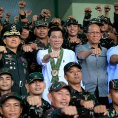 Philippine leader tells Obama 'go to hell', says can buy arms from Russia, China