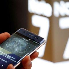 Samsung потерял $17 млрд капитализации из-за прекращения продаж Galaxy Note 7