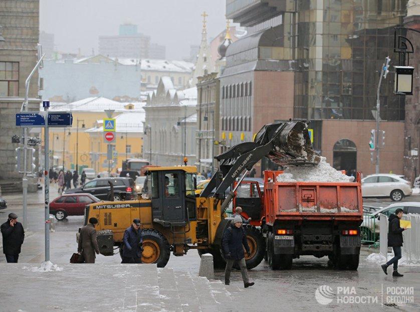 Штормовое предупреждение распространяется на Московскую, Смоленскую, Тверскую, Рязанскую, Владимирскую и Ивановскую области.