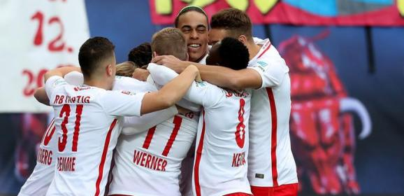Bundesliga: RB Leipzig level on points with Bayern, Schalke beat Bremen