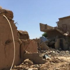 Курды разрушают арабские деревни
