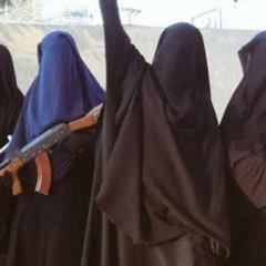 ИГИЛ прячется за спинами женщин