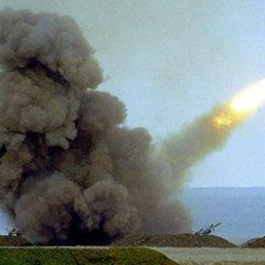 В Киеве заявили, что ракеты в ходе стрельб у Крыма попали в цели