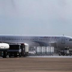 Около 100 пассажиров более 3 часов ждут вылета самолета АК «Ямал» из Жуковского в Душанбе
