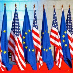 Меркель: заключение соглашения о свободной торговле ЕС и США остается «в поле зрения»