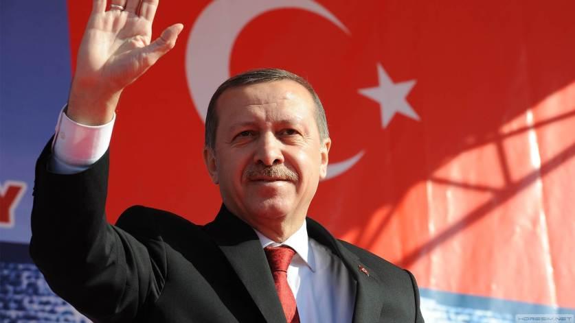 Эрдоган посетит Саудовскую Аравию, Катар и Кувейт
