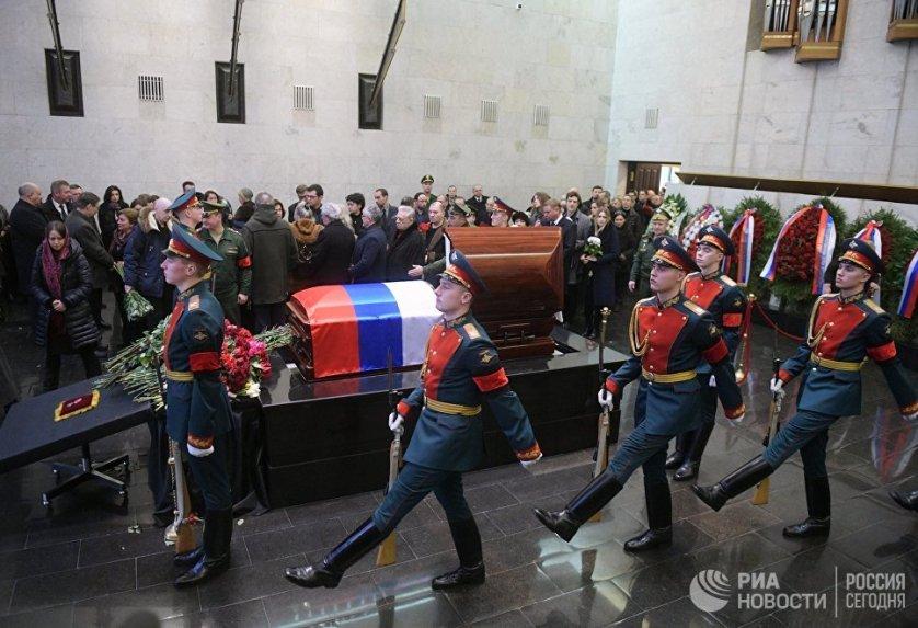 Постоянный представитель России при ООН скоропостижно скончался в Нью-Йорке 20 февраля.
