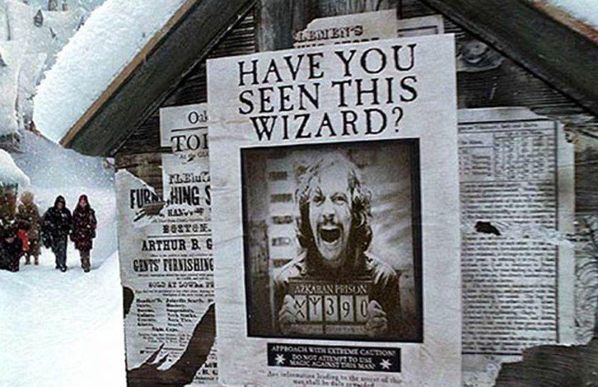 "Кадр из фильма ""Гарри Поттер и узник Азкабана"""