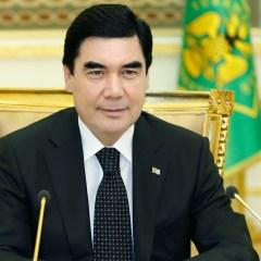 Бердымухамедов вступил в должность президента Туркмении