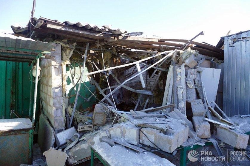 В Кремле заявили, что Москва крайне обеспокоена происходящим на линии соприкосновения, так как агрессивные действия Киева в Донбассе подрывают минские договоренности.  Куйбышевском
