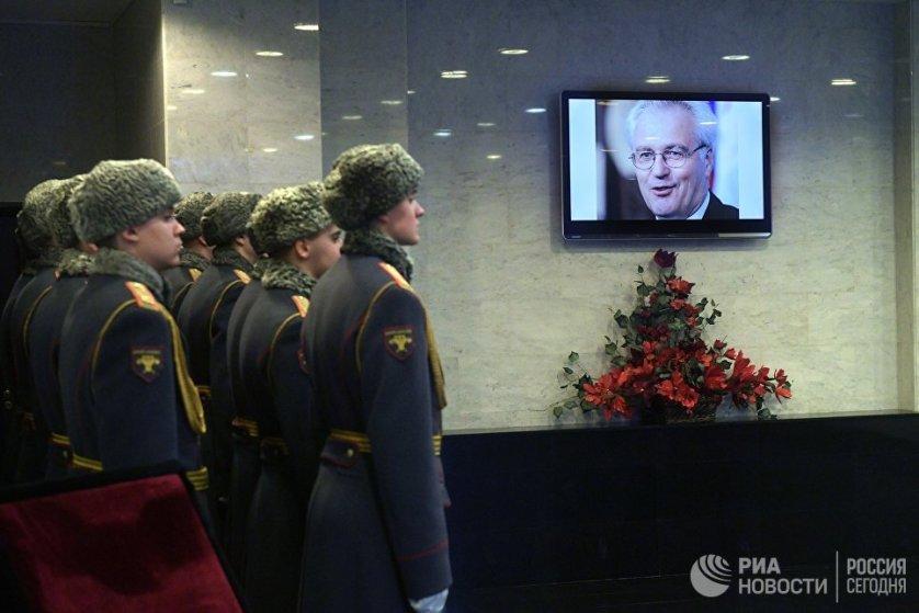 Глава МИД заверил, что память о дипломате будет увековечена. Такие предложения уже поступили, в том числе от других стран.